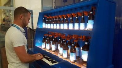 Beer Bottle Organ