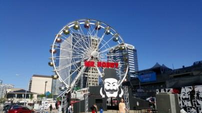 Mr. Robot Wheel
