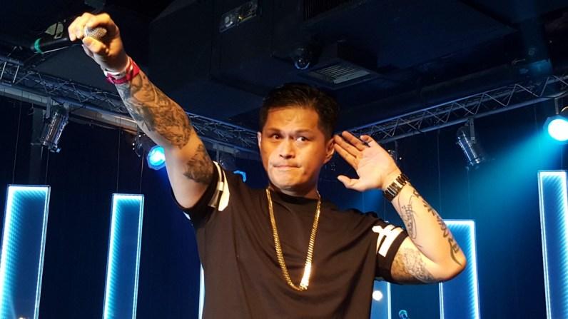 Taiwanese Rapper Dude