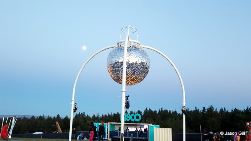 Giant Disco Ball