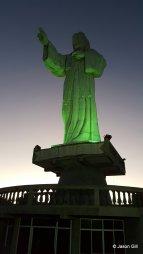12. San Juan Del Sur Huge Jesus Statue