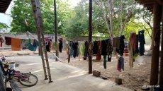 14. The Li'l Aussie Hut Clothes Line