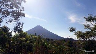 17. Ojo de Agua - Volcano View