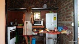 18. La Chiponga - David Preparing Food
