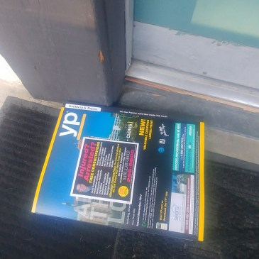 What is at my doorstep
