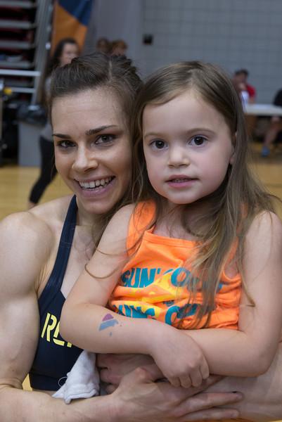Julie Foucher CrossFit Games Regionals