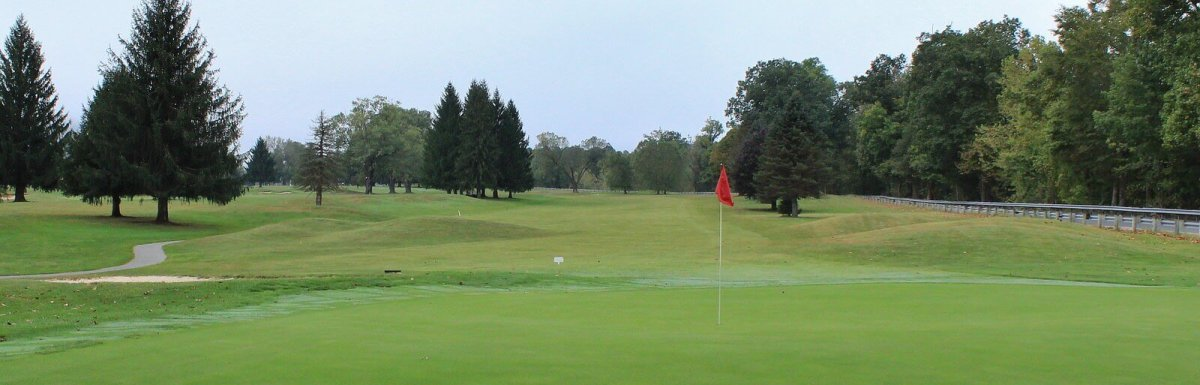 Preston Country Club in Kingwood, West Virginia is example 7 of how I organize a digital marketing strategy