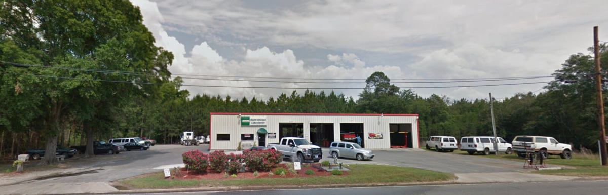 South Georgia Lube Center in Ocilla, Georgia is example 4 of how I organize a digital marketing strategy