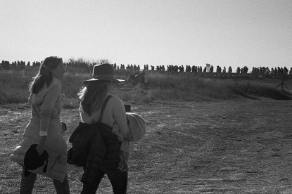 Standing Rock Dakota Access Pipeline Protest, Standing Rock, ND 2016