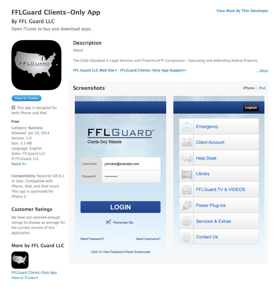 FFLGuard (iOS)