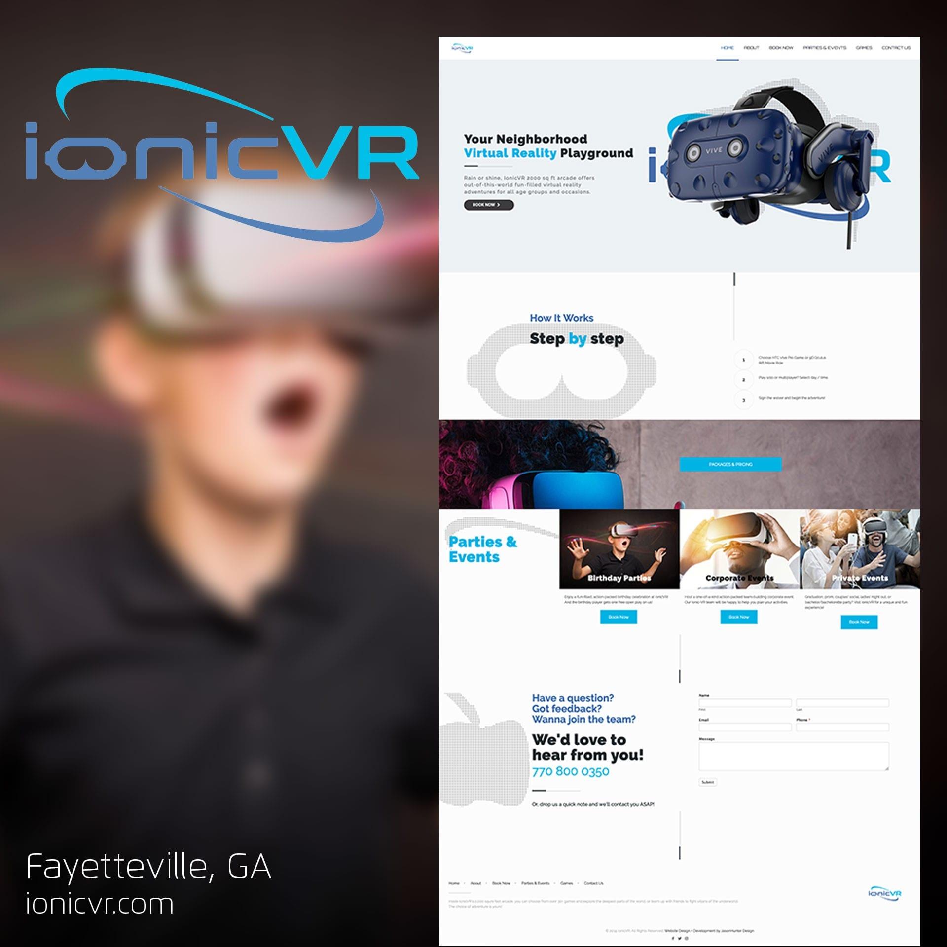 Ionic VR