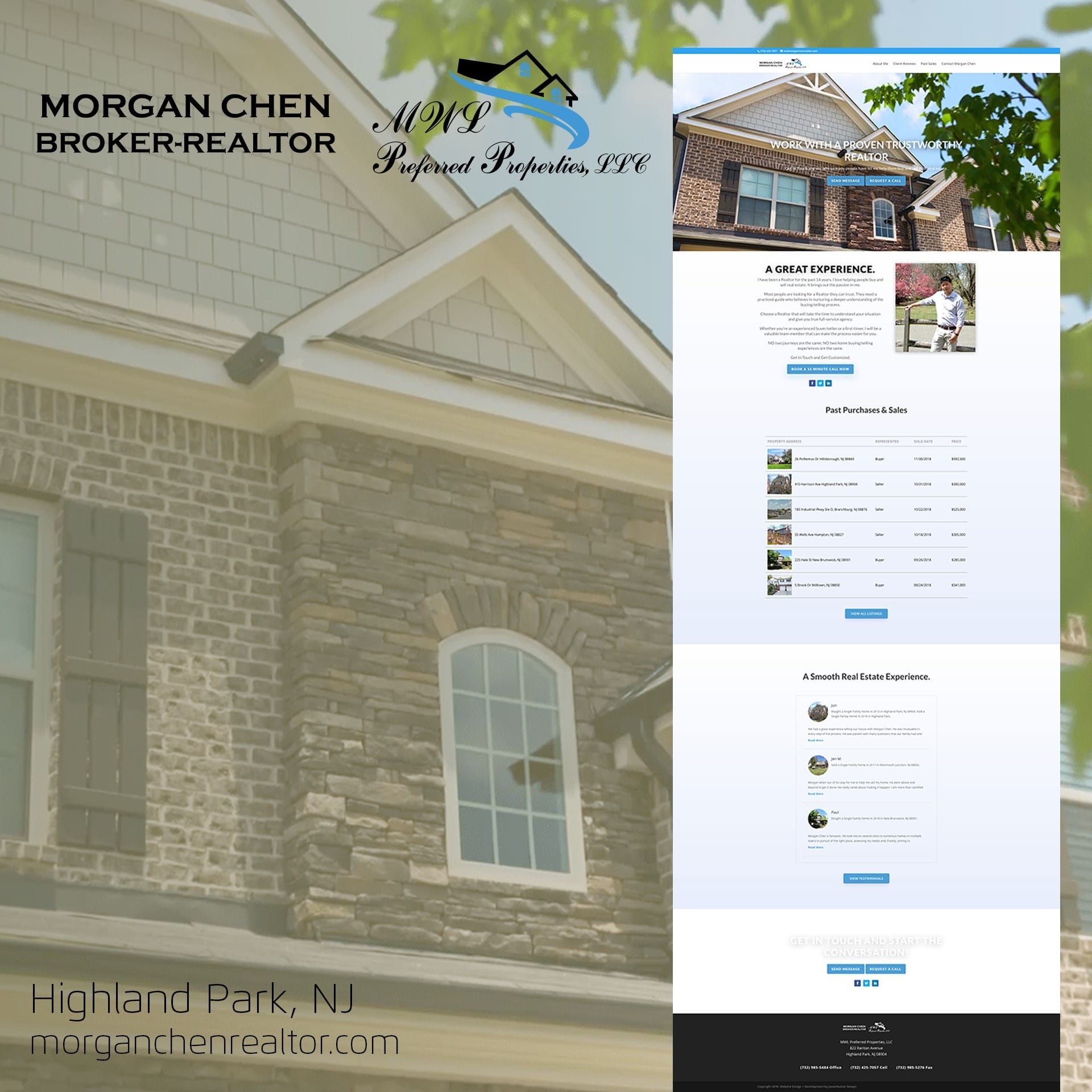 Morgan Chen Realtor