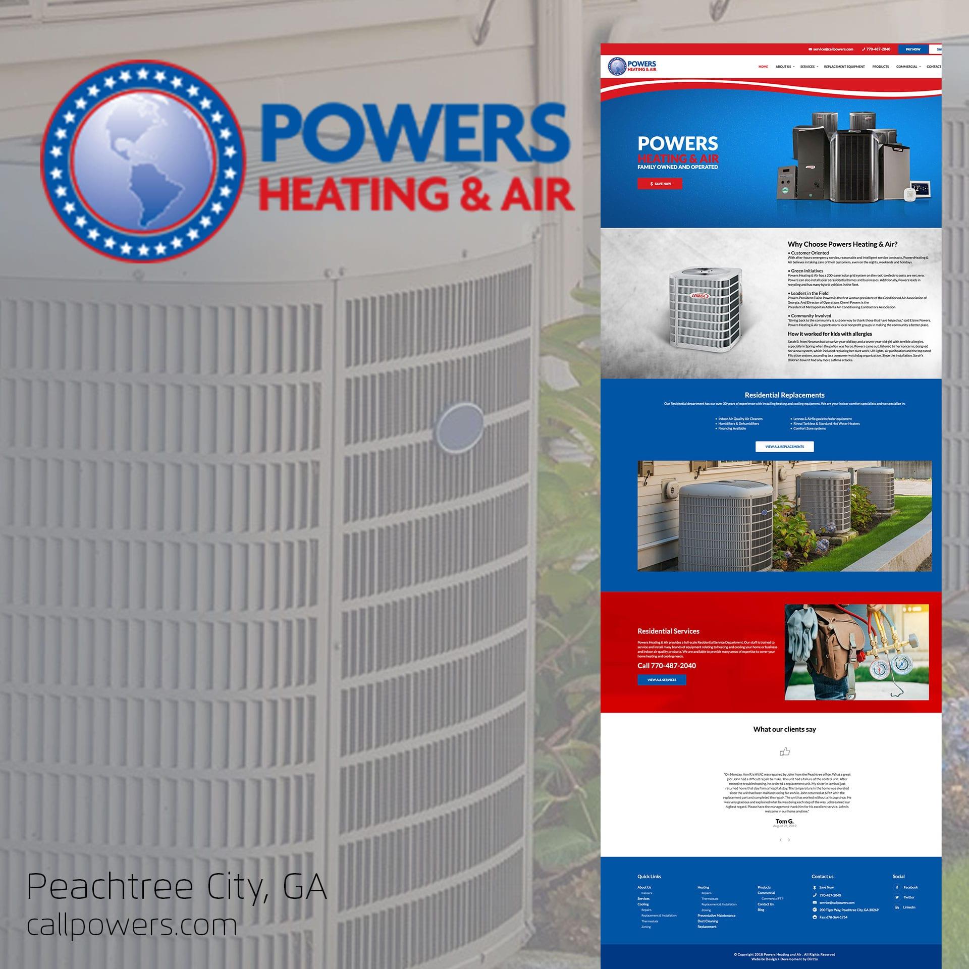 Powers Heating & Air