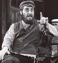 Harry Goz as Tevye