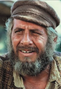 Chaim Topol as Tevye