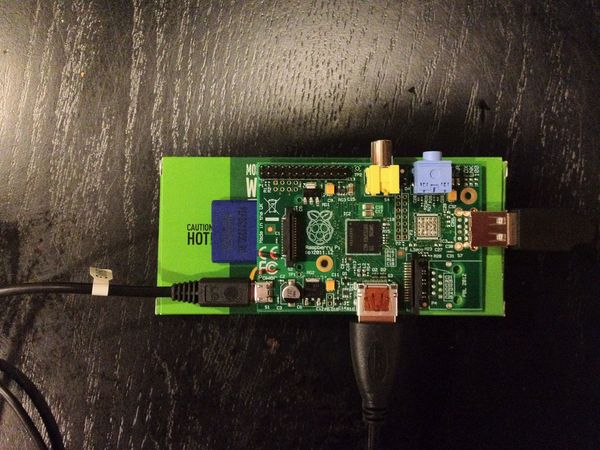 apple raspberry pi box