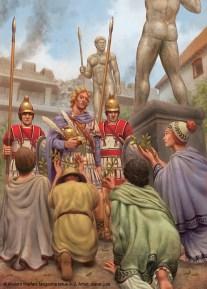 Alexander at Miletus