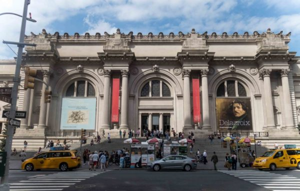 Metropolitan Museum Move With Plan Install