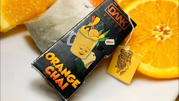 Orange Chai Vape