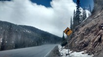 East side Monarch Pass