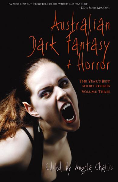 australian dark fantasy and horror #3