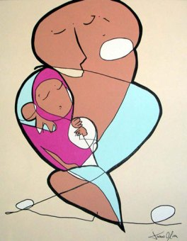 Mother and Child, 2004