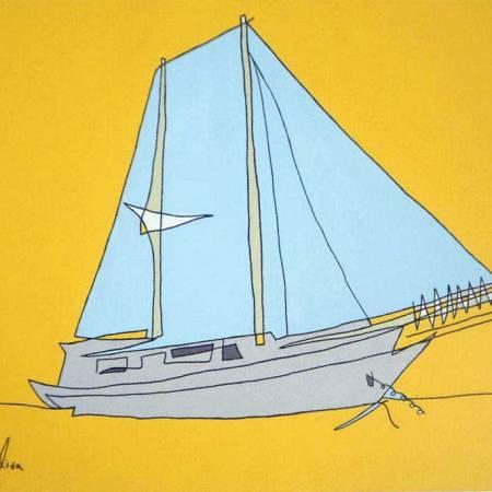 yacht-Jason-Oliva-2010-painting