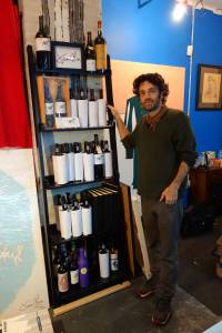 Jason-Oliva-Tribeca-Studio-Wine-art