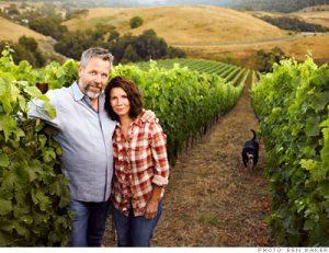 Artist Wine Labels Sine Qua Non Elaine and Mafred Krankl
