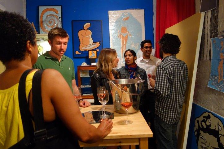 Open Studio Jason Oliva Valpolicella