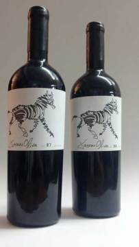Brad-Richards-Jason-Oliva-wine-one-nine-vietti-art-label-stripey-horse-bottles-jason-oliva-wine-