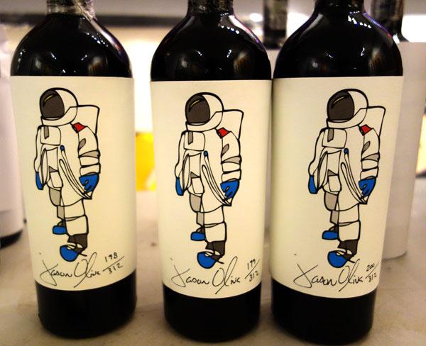 Jason-Oliva-Astronaut-wine-bottles