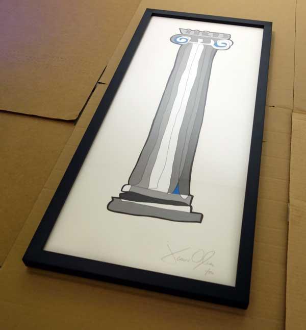 Column-corinthian-Work--on-Paper-Jason-Oliva