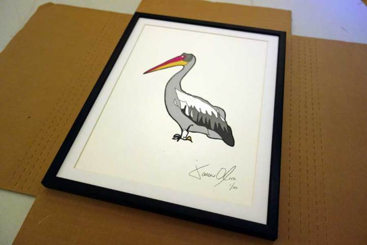 _Pelican-Color-work-on-paper-Jason-Oliva