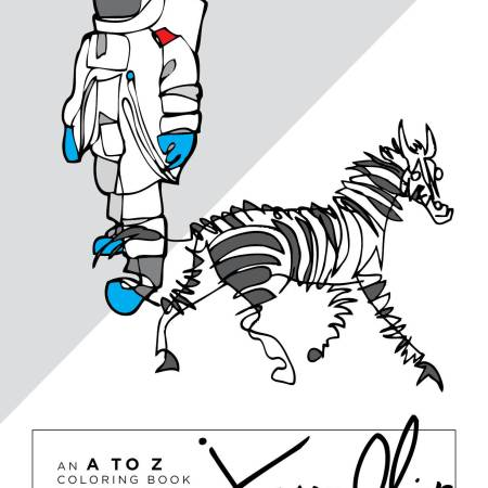 Jason Oliva Coloring Book An A to Z Coloring Book for Everyone