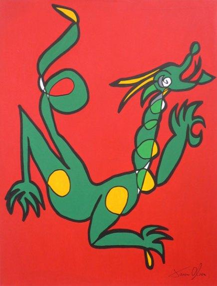 Dragon, 2009