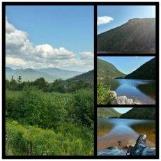 White Mountain - Echo Lake - Old Man Mountain