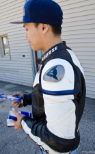 Rehydrate is Key for Long Rides