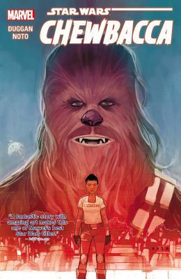 Star Wars: Chewbacca Book Cover