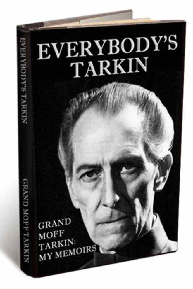 Tarkin (not actual cover)