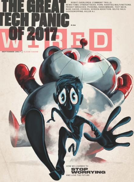 Wired September 2017
