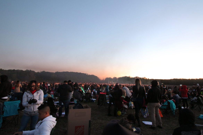A pretty big festival of lanterns!