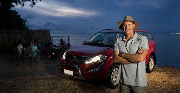 Matthew Hayden and Mahindra Partnership in Queensland