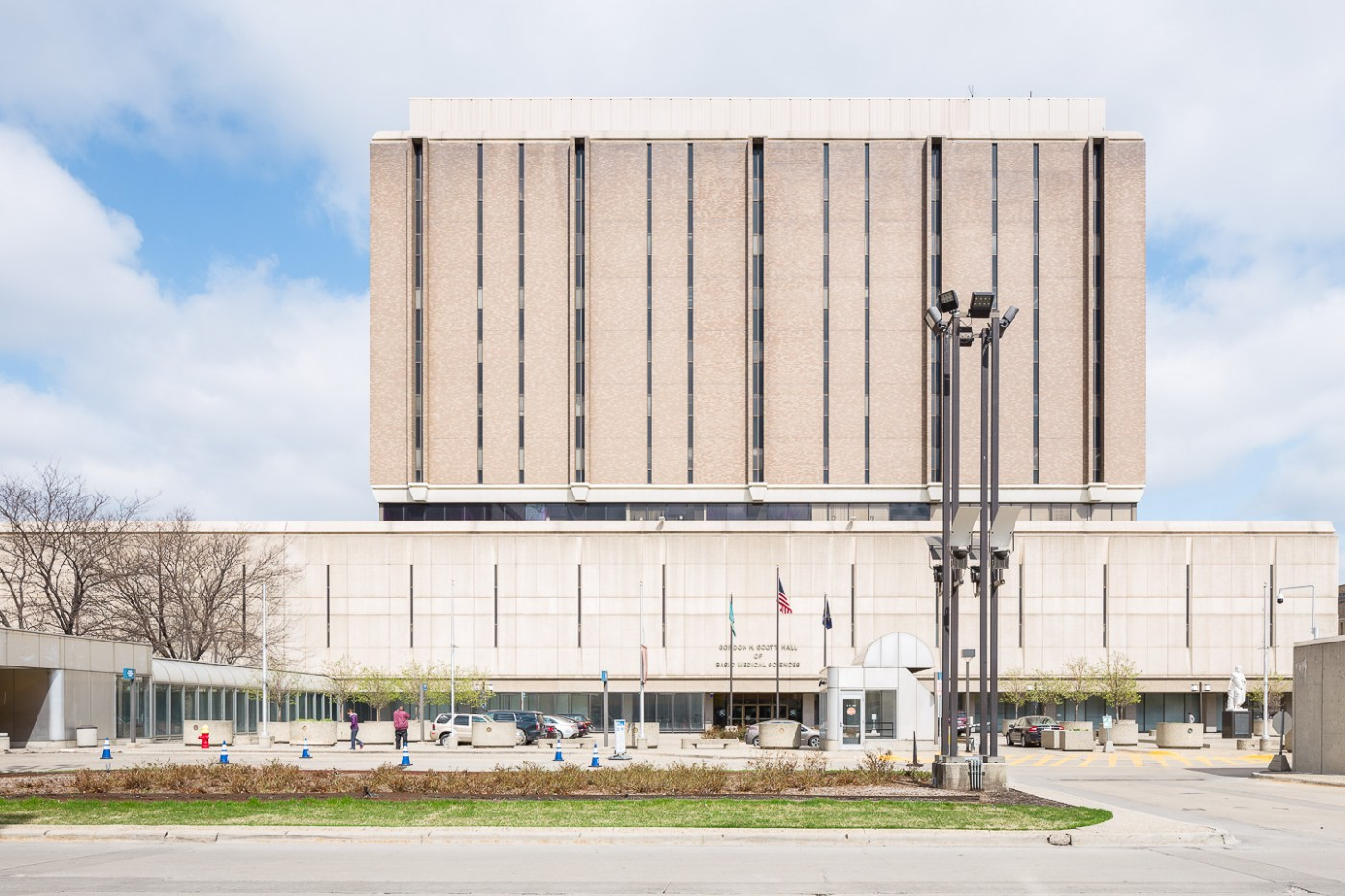 Gordon H. Scott Hall of Basic Medical Sciences by Giffels & Rossetti. Photo by Jason R. Woods.