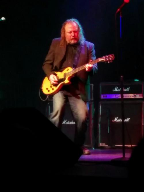 Gord Lewis at Toronto's Phoenix Concert Theatre