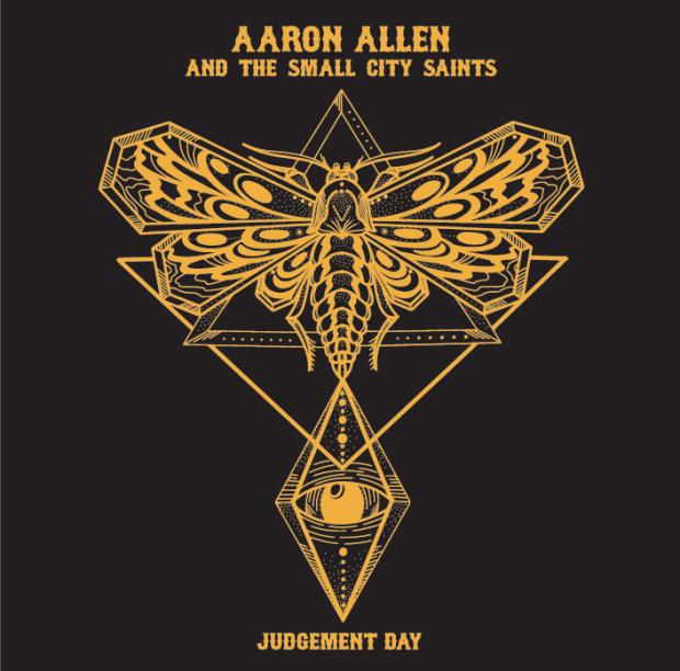Aaron Allen-Judgement Day COVER