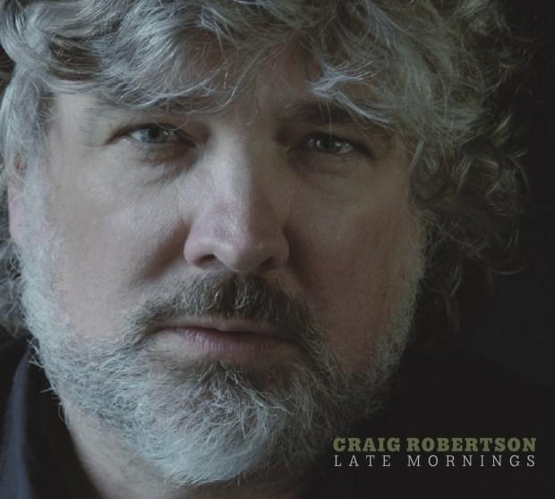Craig Robertson-Late Mornings [Cover]
