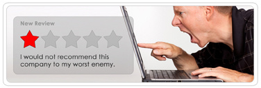 Online Negative Review