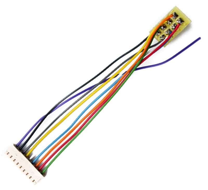 TCS HO 9 Pin JST 8 Pin Plug 5 Wire Harness NEW 1363 301325594384?fit=800%2C730&ssl=1 tcs ho 9 pin jst 8 pin plug 5'' wire harness new 1363 jason's 5 wire harness at gsmx.co