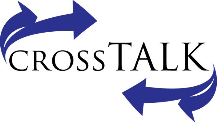 cross talk logo